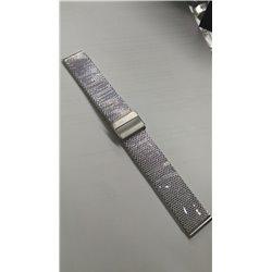 Браслет Inox Plus M-413-Steel/20