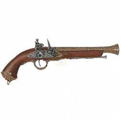 Пистолет итальянский XVIIIв, 1031L