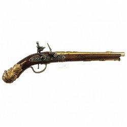 Пистолет кремневый Германия 17в, Denix 1314