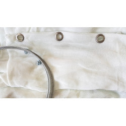Сетка стрелоуловитель JVD Netting White Standard with Ring 3 meter